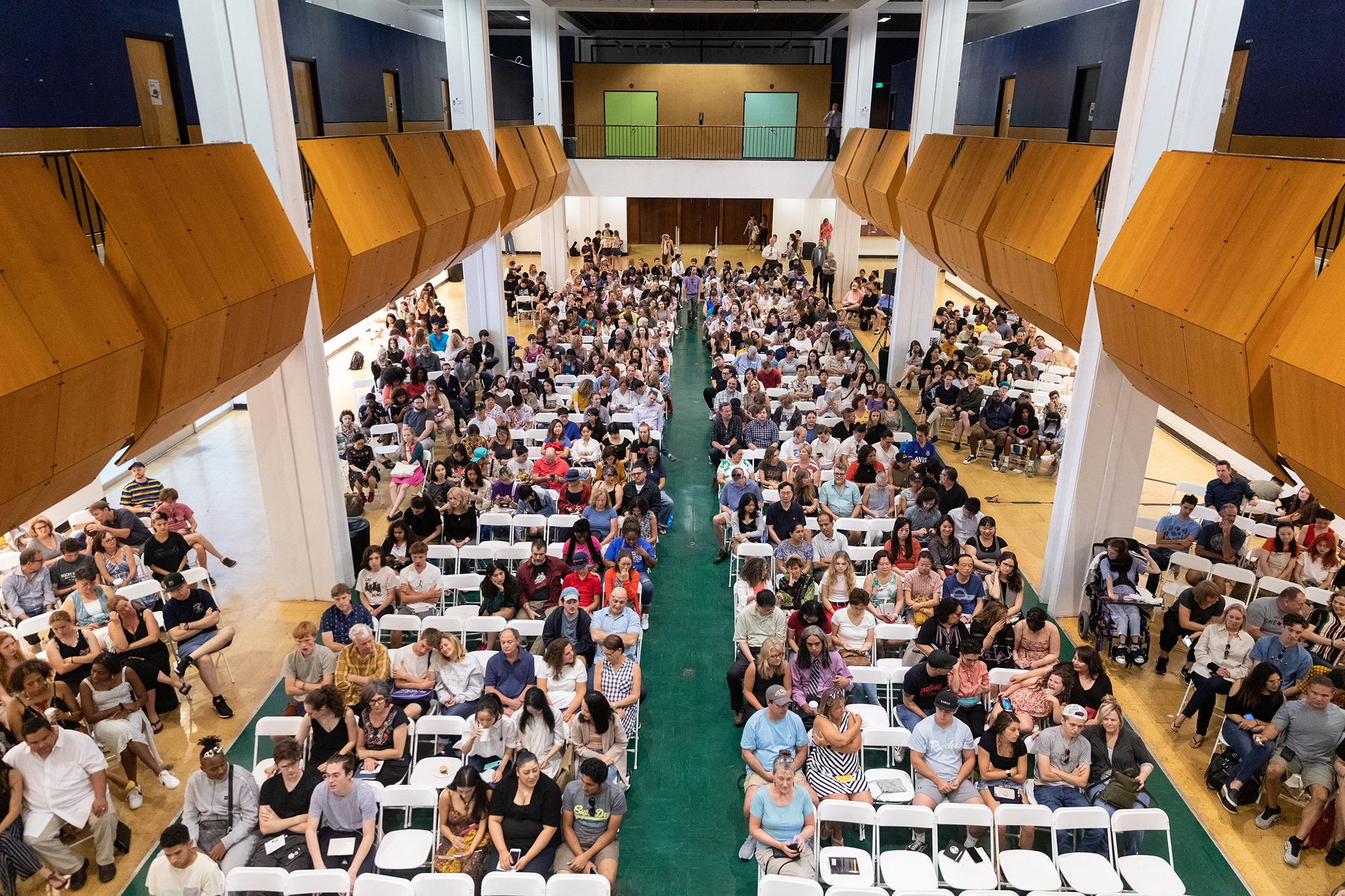 CalArts Convocation for incoming class of 2019