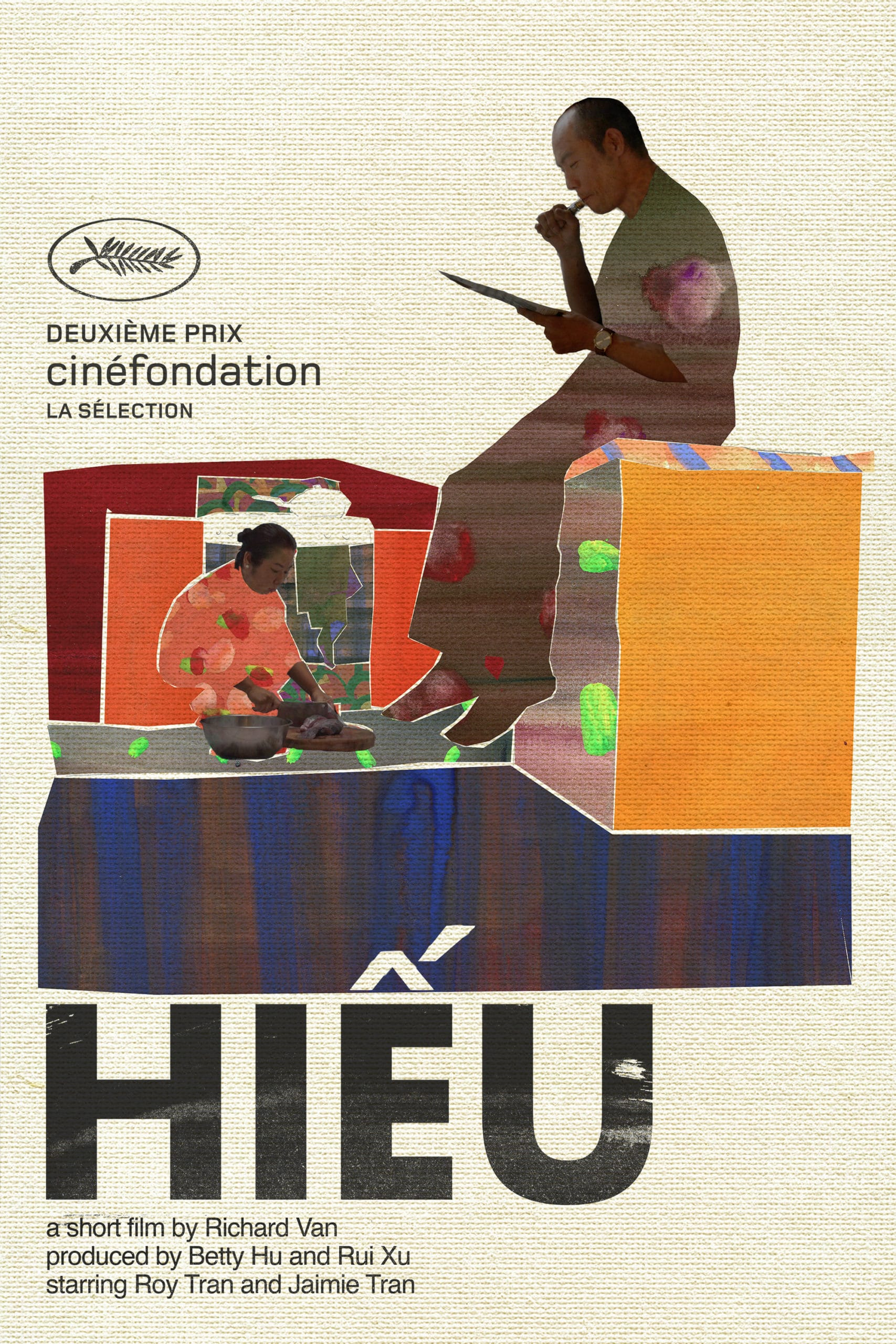 The Poster of the Film Hieu