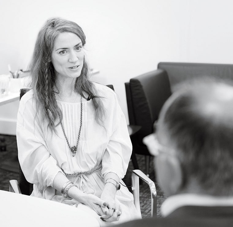 CalArts Alumnx Amanda Yates Garcia Interview with Ravi Rajan