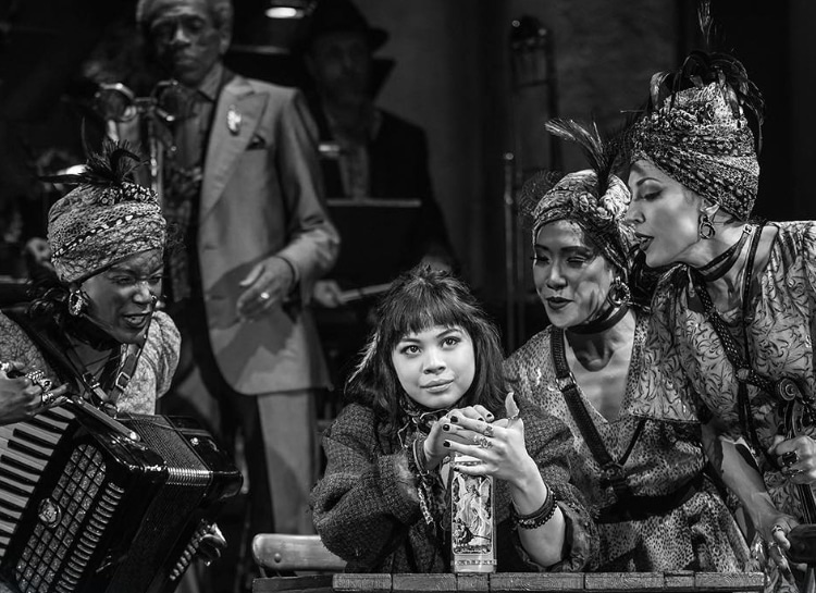 Still from the Move Hadestown
