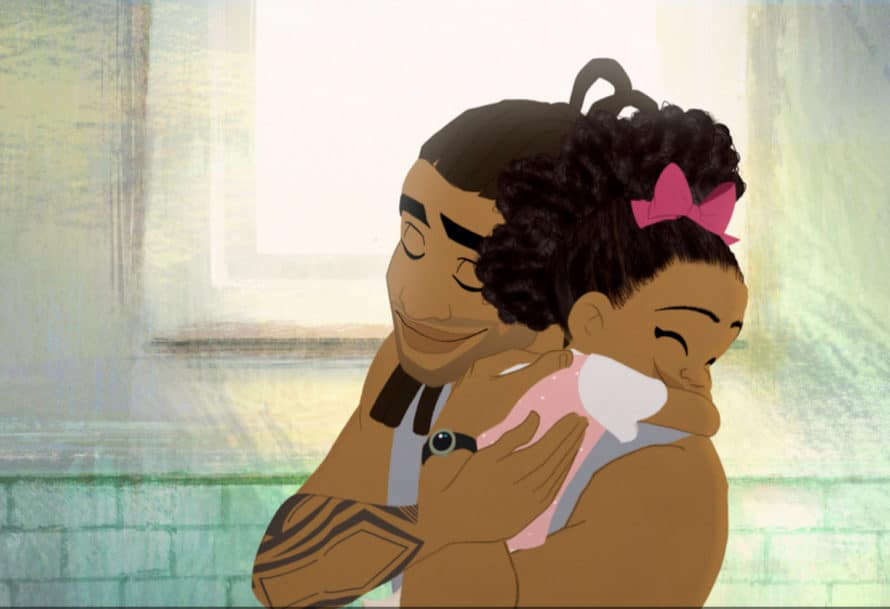 'Hair Love' Wins Oscar for Best Animated Short
