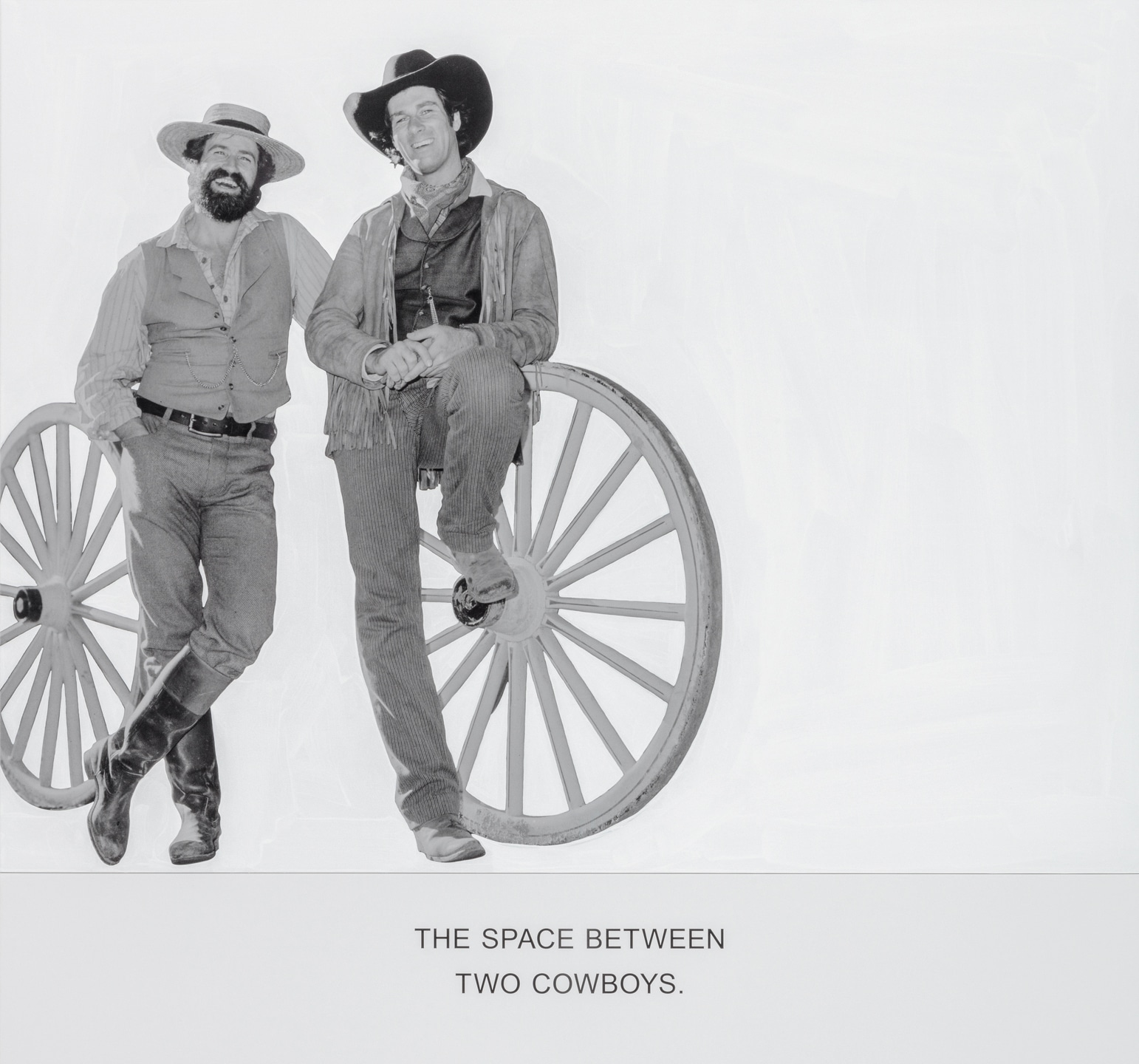The Space Between Two Cowboys., 2019.