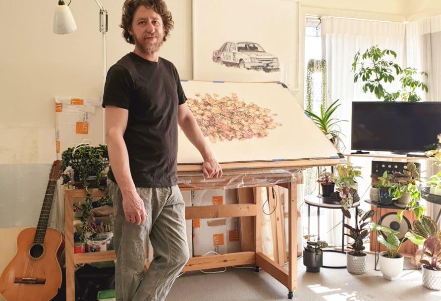Paul White (Art MFA 01)