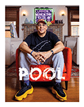The Pool Issue 8 Cover with Lyndon Barrois