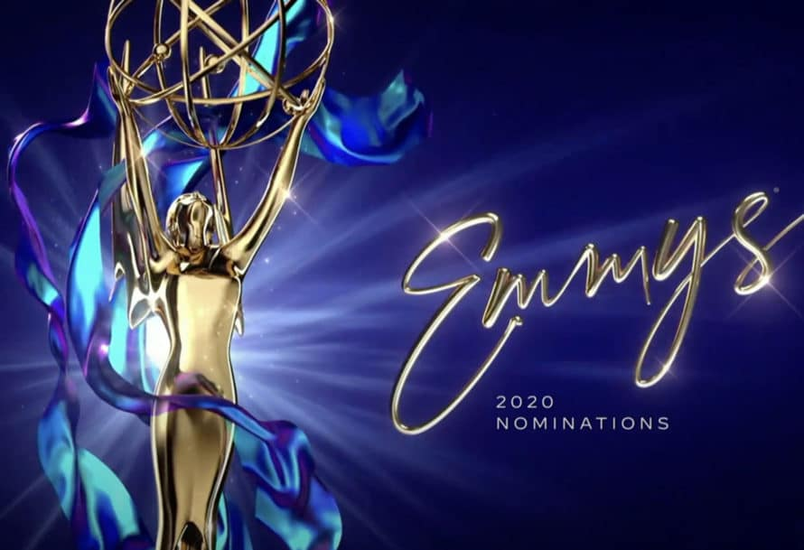 Emmy Nominations 2020 Key Art