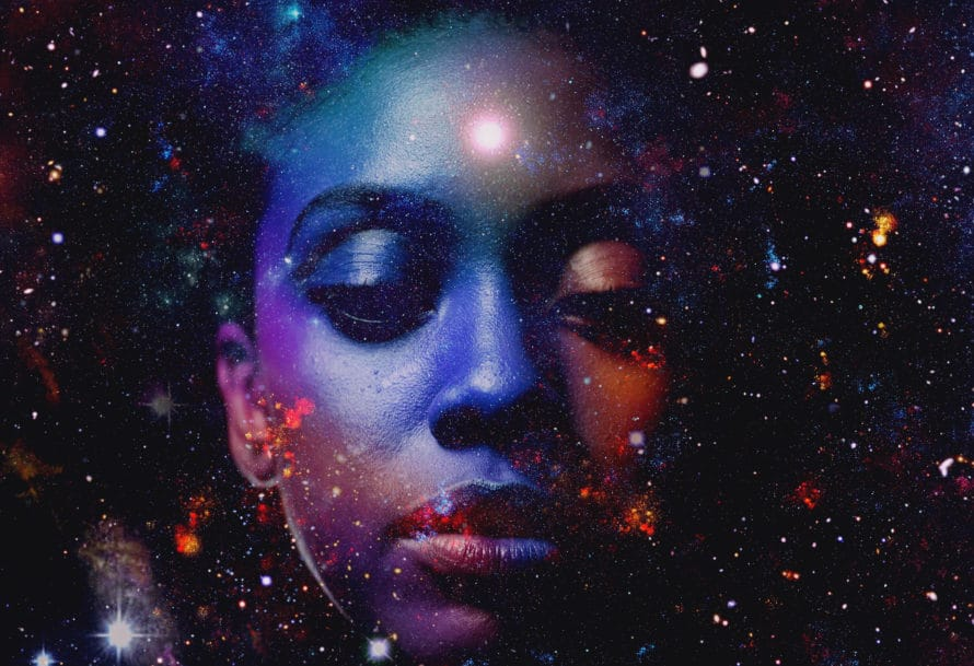 Condola Rashad Space Daughter Cover