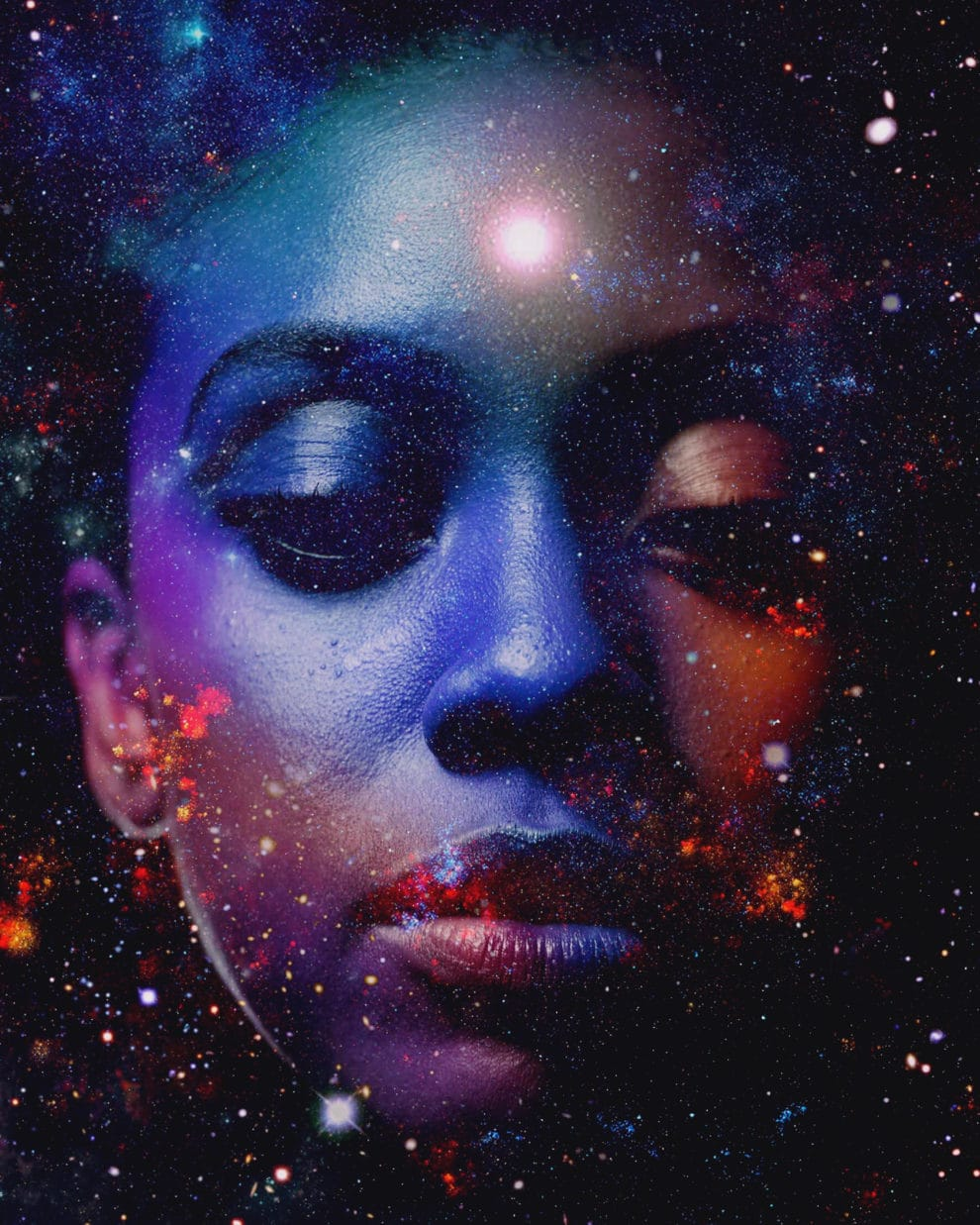 Condola Rashad Space Daughter Cover